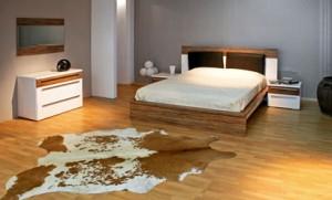 cow hide rug1